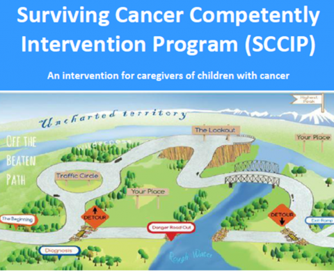 Surviving Cancer Competently Intervention Program for caregivers of children with cancer